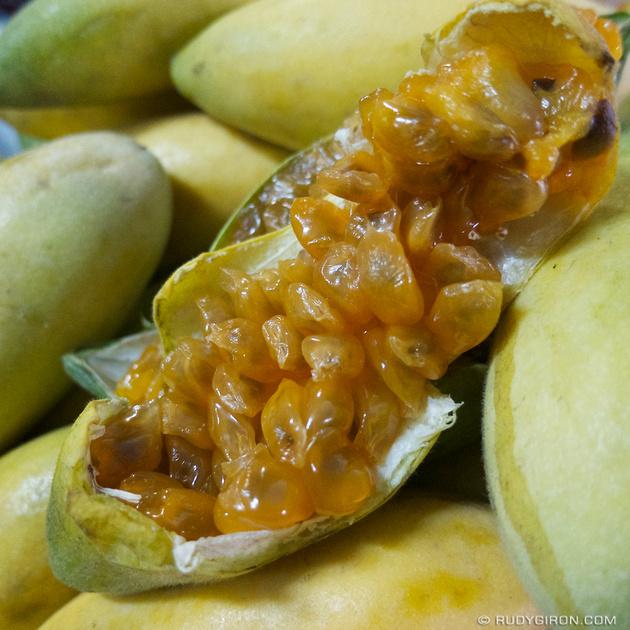 Rudy Giron: Fruits and Vegetables &emdash; Guatemalan Fruits: Maracuya