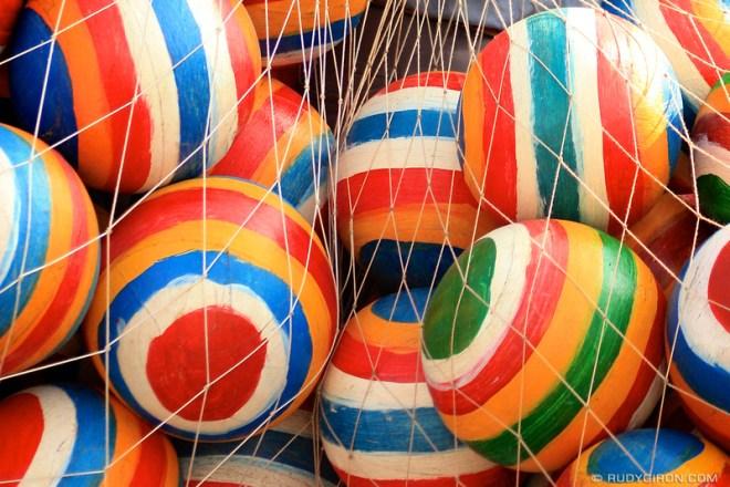 Rudy Giron: Antigua Guatemala &emdash; Natural Organic Balls 2