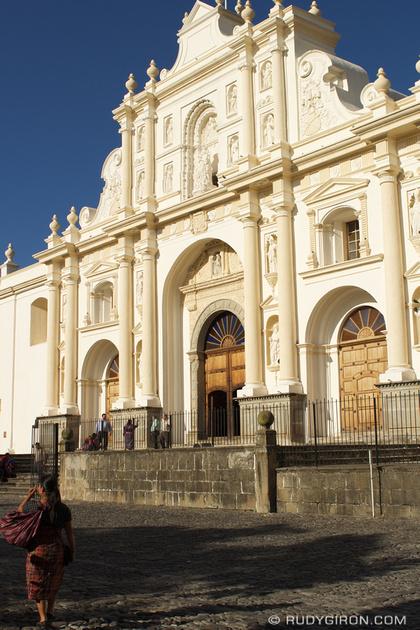 Rudy Giron: Antigua Guatemala &emdash; Guatemala Is On Fire