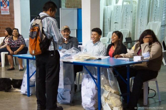 Rudy Giron: Antigua Guatemala &emdash; Guatemalan Elections 2015