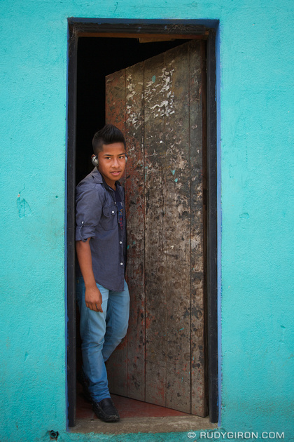 Rudy Giron: Antigua Guatemala &emdash; Good Morning, How Can I Help You?