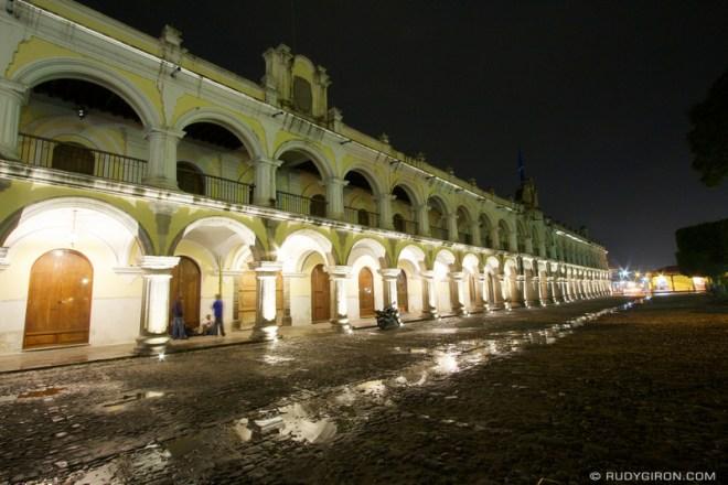 Rudy Giron: Antigua Guatemala &emdash; Real Palacio de La Cultura