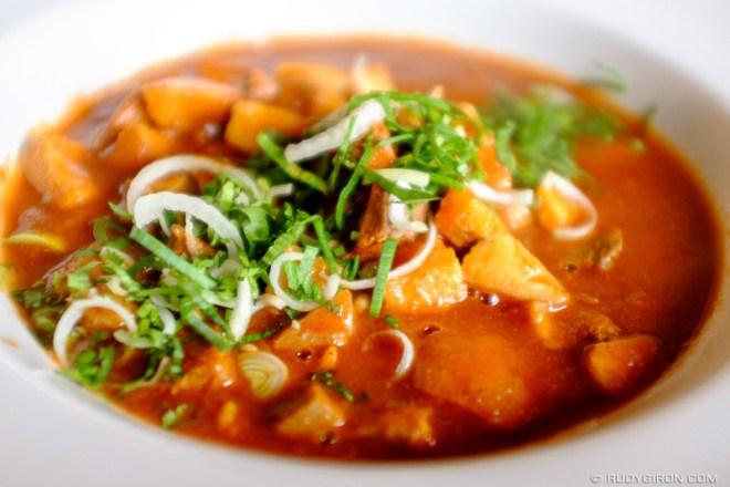 Rudy Giron: Guatemalan gastronomy &emdash; Guatemalan Food - Revolcado