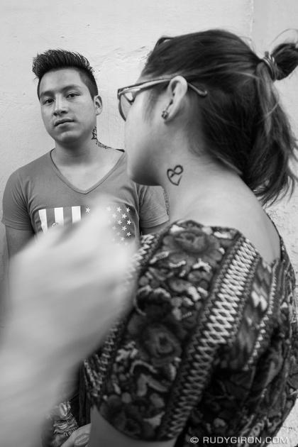 Rudy Giron: Antigua Guatemala &emdash; Transculturation and Gender in Guatemala