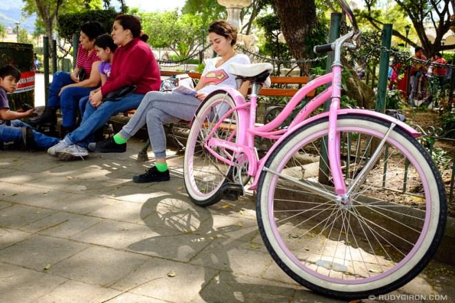 Rudy Giron: Antigua Guatemala &emdash; Fluorescent colors are back in Antigua Guatemala