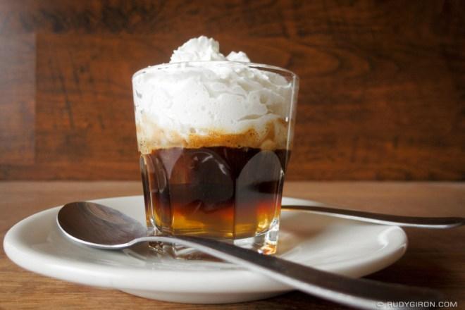 Rudy Giron: Antigua Guatemala &emdash; Irish Coffee from Fat Cat