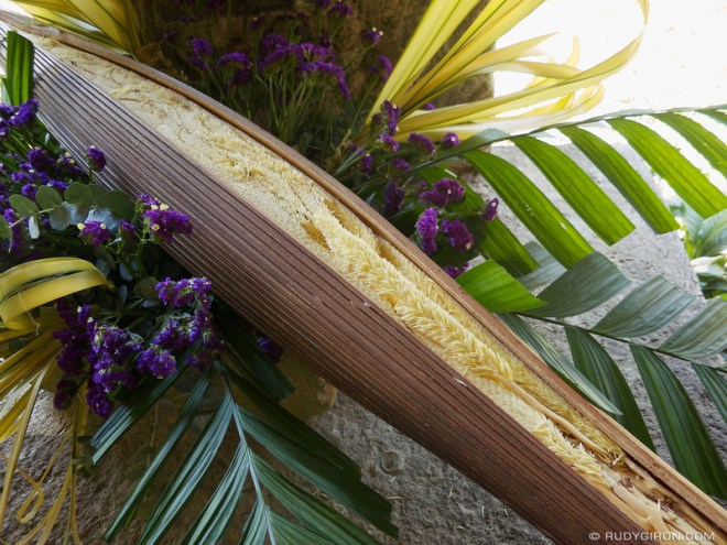 Rudy Giron: Antigua Guatemala &emdash; Holy Week Elements: Corozo for Palm Sunday