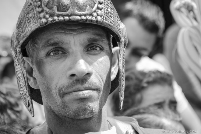 Rudy Giron: Antigua Guatemala &emdash; Street Portraits of Strangers — The Roman Soldier