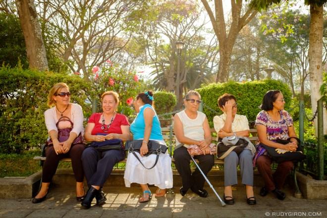Rudy Giron: Antigua Guatemala &emdash; Parque Central Meet Ups