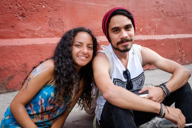 Rudy Giron: Antigua Guatemala &emdash; The Guatemalan Relax Young Look
