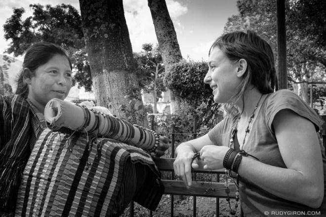 Rudy Giron: Antigua Guatemala &emdash; Close Encounters of The Third World
