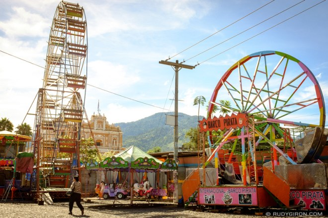 Rudy Giron: Antigua Guatemala &emdash; San Pedro Las Huertas Town Fair