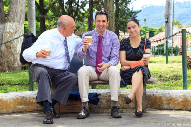 Rudy Giron: Antigua Guatemala &emdash; Coffee Makes Happy