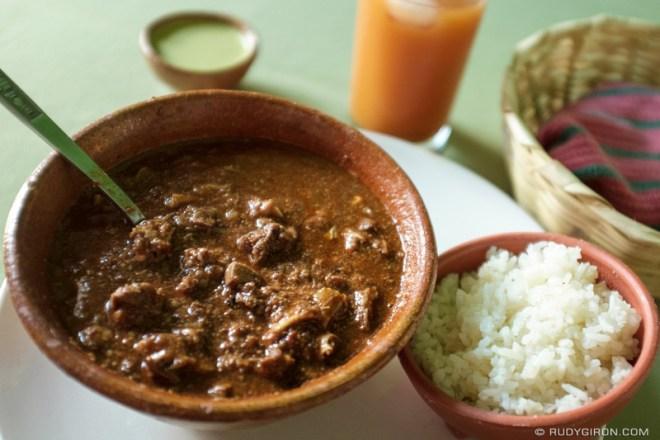Rudy Giron: Antigua Guatemala &emdash; Guatemalan Food — Revolcado