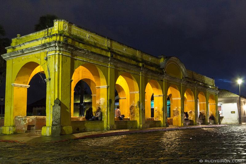 Night Photography Tours by AntiguaPhotoWalks.com
