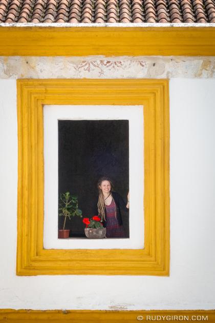 Rudy Giron: Antigua Guatemala &emdash; Sub-framing Portraits in Antigua Guatemala