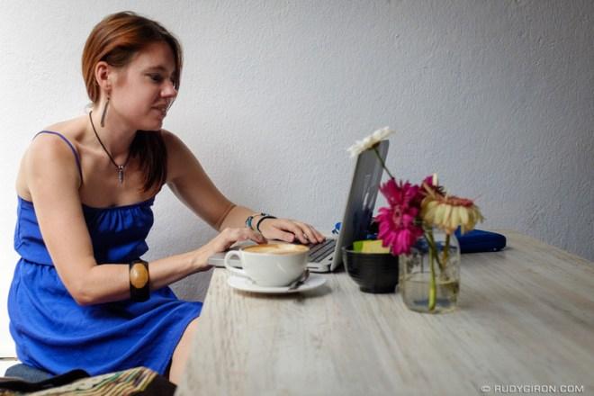 Rudy Giron: Antigua Guatemala &emdash; Coffee Shops Are The Original Co-Working Spaces