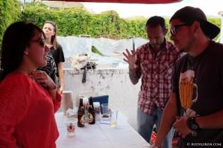 Oktoberfest in Antigua Guatemala by Rudy Giron