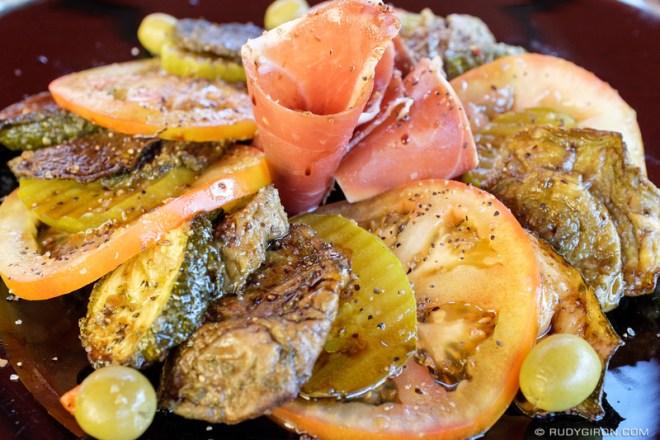 Rudy Giron: Antigua Guatemala &emdash; Antigua Guatemala Food Options — Carpaccio