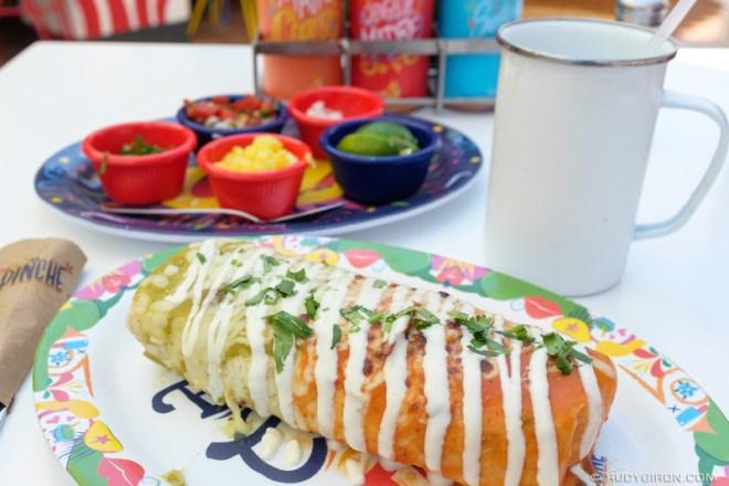 Rudy Giron: Antigua Guatemala &emdash; Antigua Guatemala Food Options — Burritos