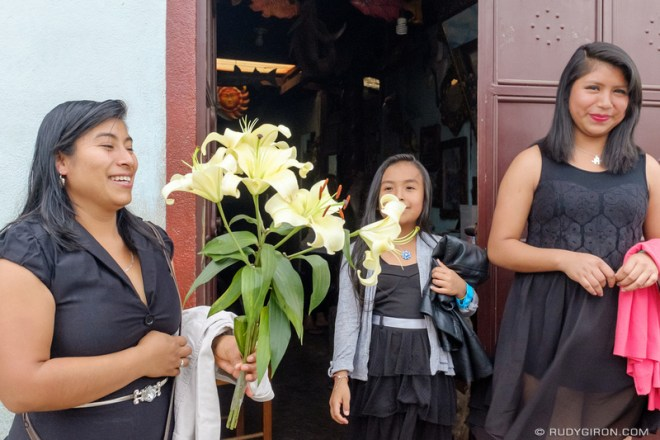 Rudy Giron: Antigua Guatemala &emdash; Indiscreet Window — Guatemalan Women