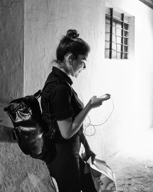 Rudy Giron: Antigua Guatemala &emdash; Street Photography — When the music's over, turn out the lights