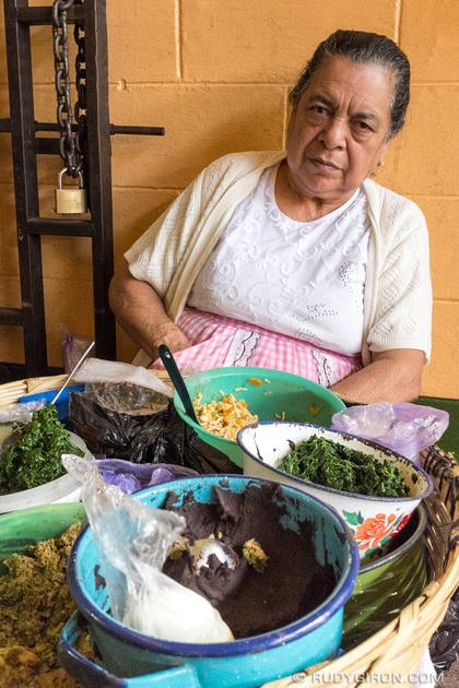 Rudy Giron: Antigua Guatemala &emdash; The Panza Verde Diet