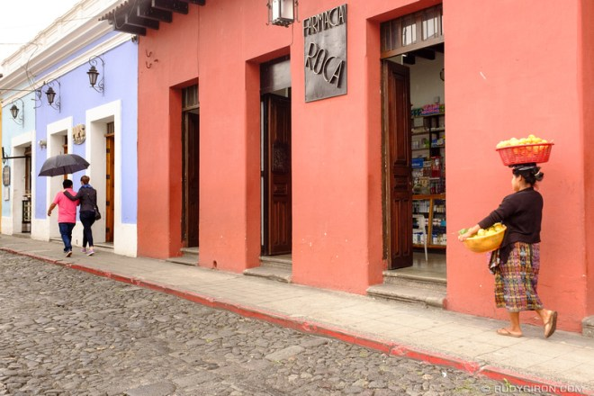 Rudy Giron: Antigua Guatemala &emdash; The colors of Antigua Guatemala