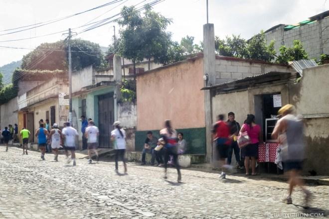 Rudy Giron: Antigua Guatemala &emdash; Medio Maratón Las Rosas 2017 2