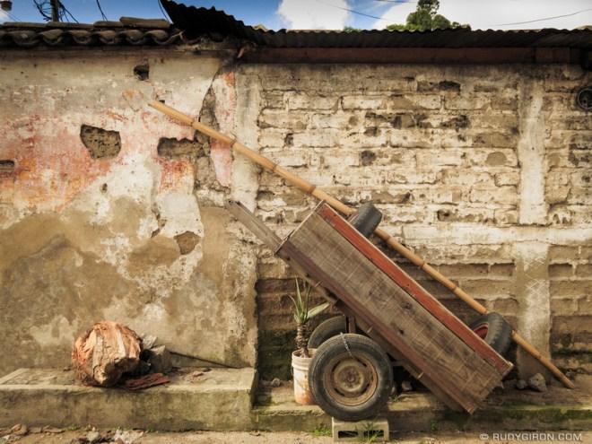 Rudy Giron: Antigua Guatemala &emdash; Antigua Parts Unkonwn — Alleyways