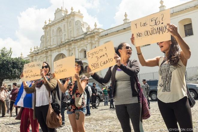 Rudy Giron: Antigua Guatemala &emdash; Jimmy is non-grato in Antigua Guatemala