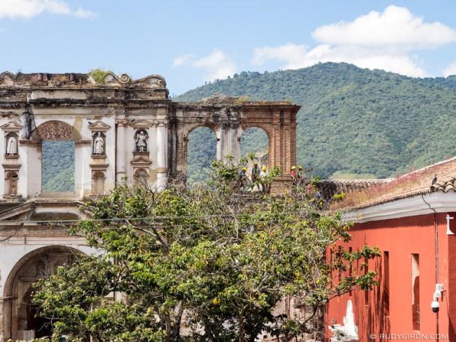 Rudy Giron: Antigua Guatemala &emdash; Former Compañía de Jesús in Antigua Guatemala