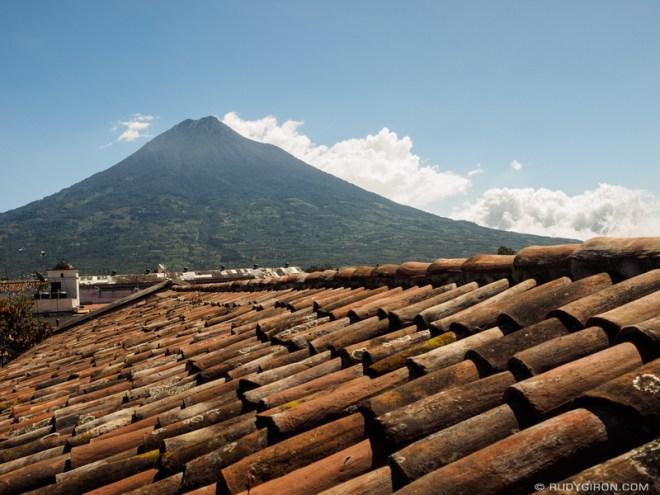 Rudy Giron: Antigua Guatemala &emdash; Terraces of Antigua Guatemala