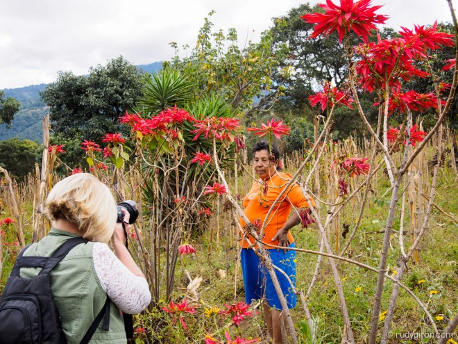 Antigua Guatemala Farming Fields Photo Tours with Rudy Giron