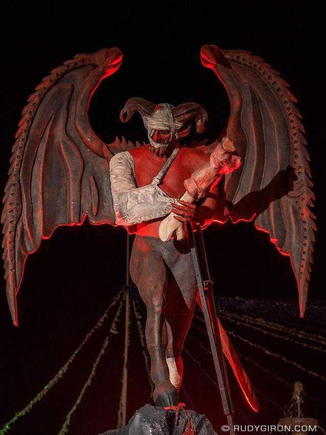 Rudy Giron: Antigua Guatemala &emdash; Sympathy for the Devil