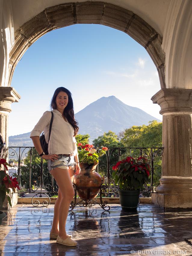 Rudy Giron: Antigua Guatemala &emdash; Best portrait spots of Antigua Guatemala