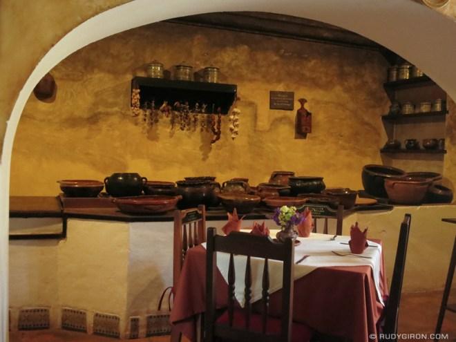 Rudy Giron: Antigua Guatemala &emdash; Colonial Kitchen from Antigua Guatemala