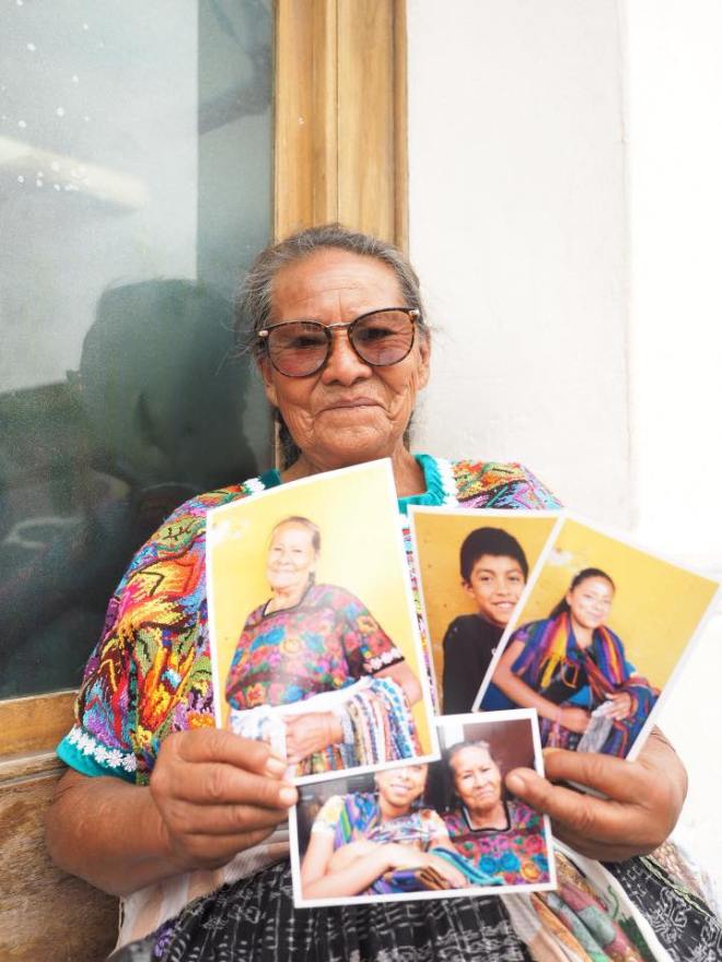 May 10th is Mother's Day in Guatemala by Rudy Giron