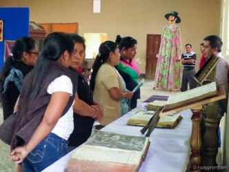 First Historic Expo in San Pedro Las Huertas