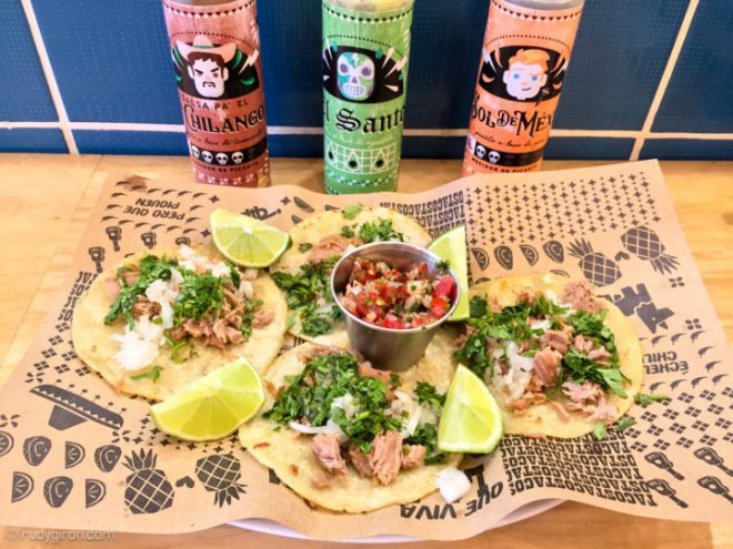 Foodie Alert: New Taco Shop in Antigua by Rudy Giron