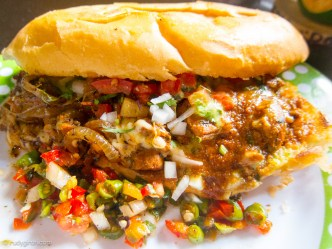 Foodie Alert: Mexican Tortas by Rudy Giron
