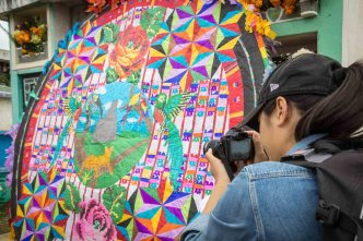 Day of the Dead Street Photography Workshop in Guatemala with Rudy Giron