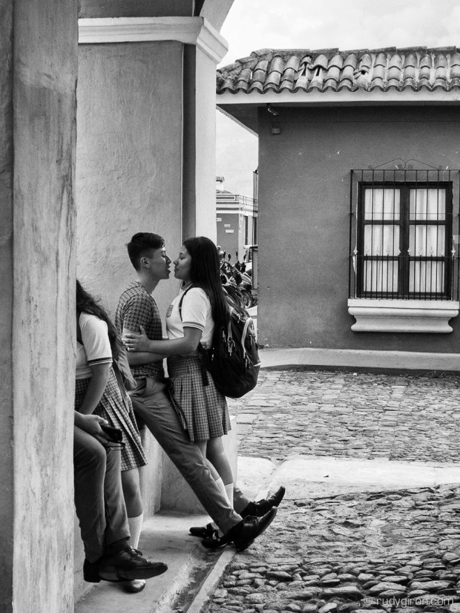 Street Photography in Antigua Guatemala with Rudy Giron