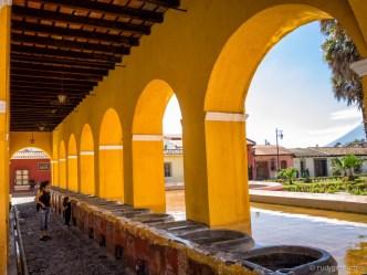 Public Washbasins Pilas de Santa Clara, Antigua Guatemala BY RUDY GIRON