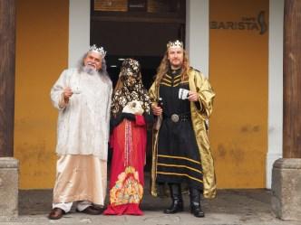 The Magi Day or Día de los Reyes in Antigua Guatemala BY RUDY GIRON