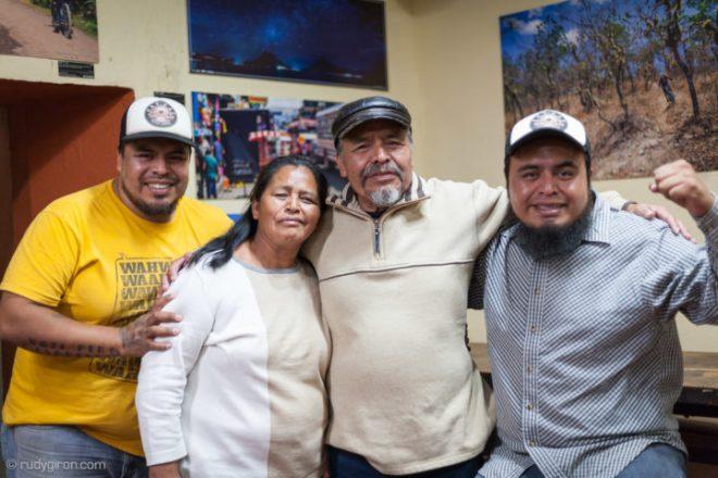 Impromptu Guatemalan Family Portrait BY RUDY GIRON
