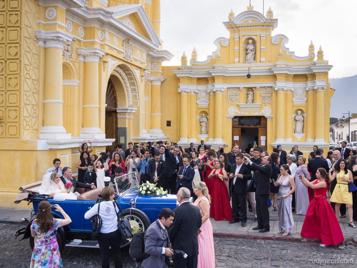 The Misadventures of Wurzel Brummage: Antigua - Guatemala