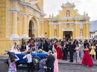 It's Wedding Season in Antigua Guatemala BY RUDY GIRON