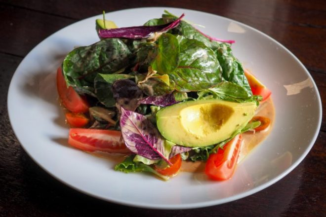 Foodie Fridays — Salad from Le Comedor BY RUDY GIRON