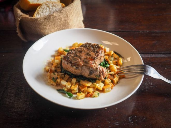 Foodie Fridays — Entrecôte from Le Comedor BY RUDY GIRON